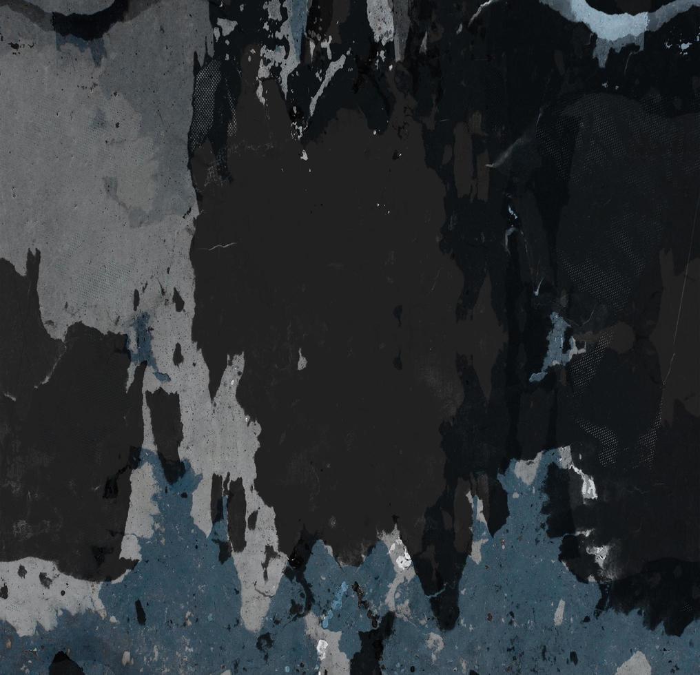 struttura della parete astratta di vernice scheggiata foto