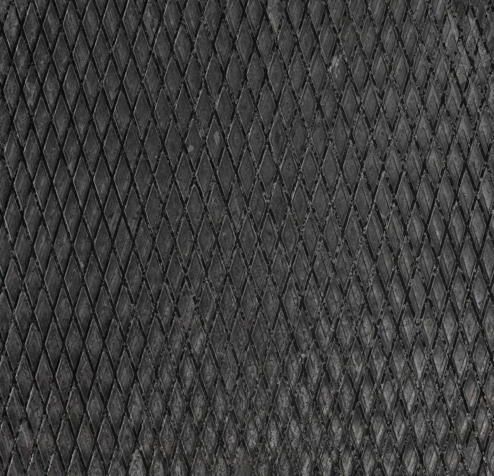 trama di recinzione nera foto