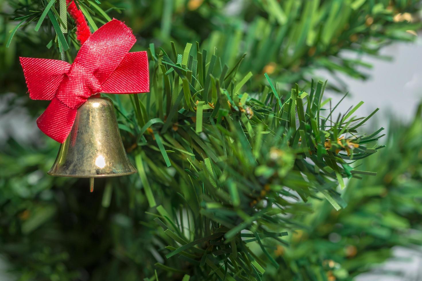 sfondo natalizio per la stagione dell'avvento foto