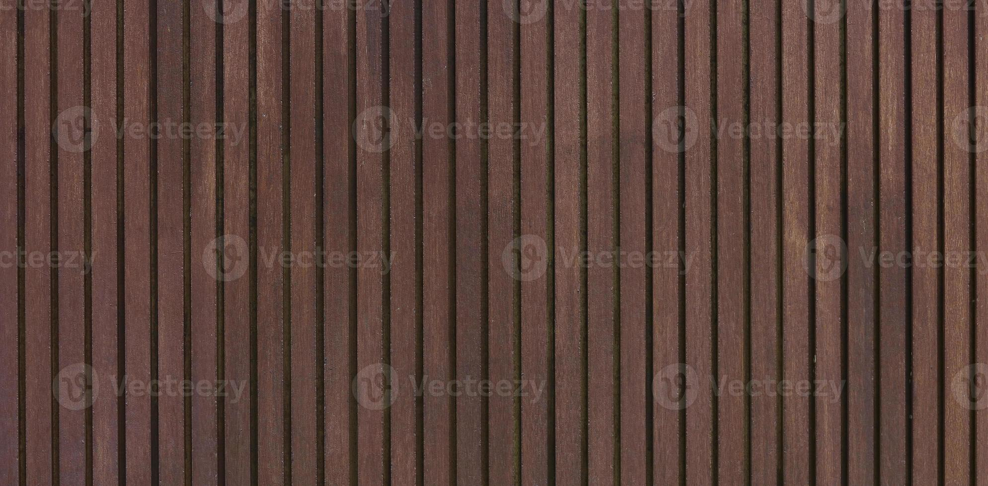 fondo della parete di struttura di legno foto