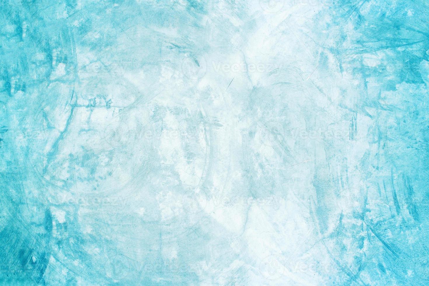 modello di parete astratta blu foto