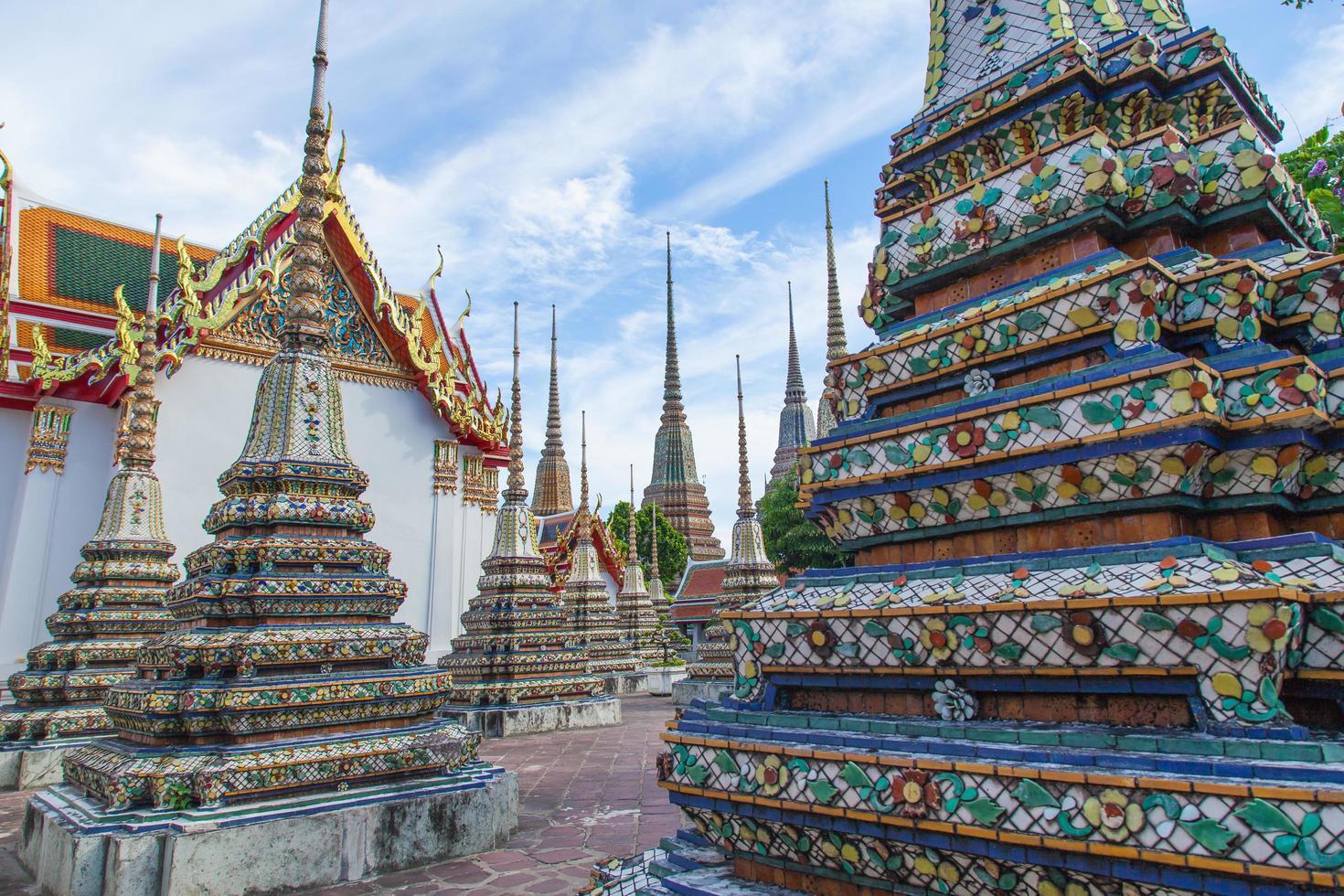 tempio in thailandia foto