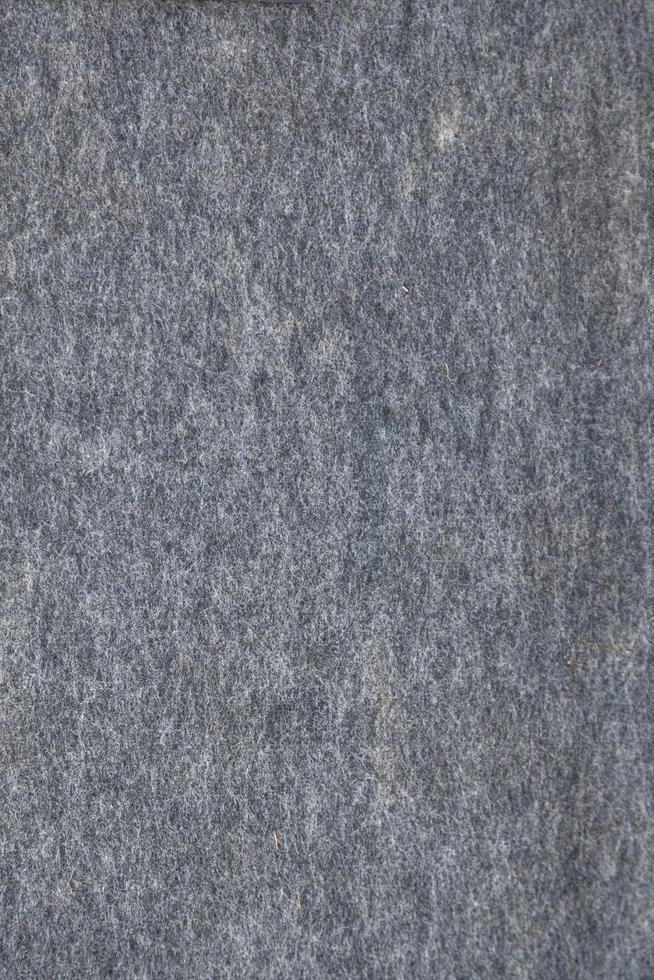 superficie in tessuto grigio foto