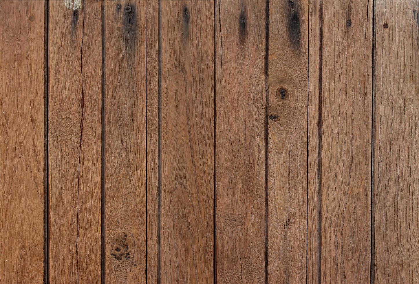 struttura della plancia di legno rustico foto