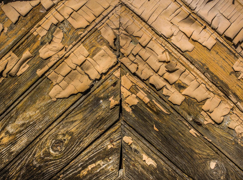 Tavole Di Legno Con Vernice Scrostata Per Texture O Sfondo 1959274 Foto D Archivio