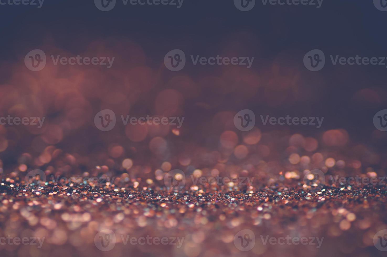 brilla con effetto bokeh foto