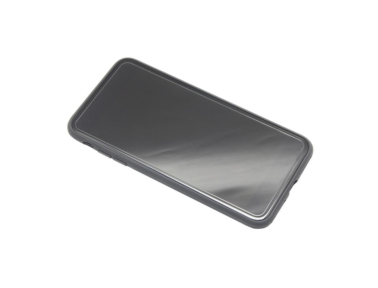 smartphone isolato su sfondo bianco foto