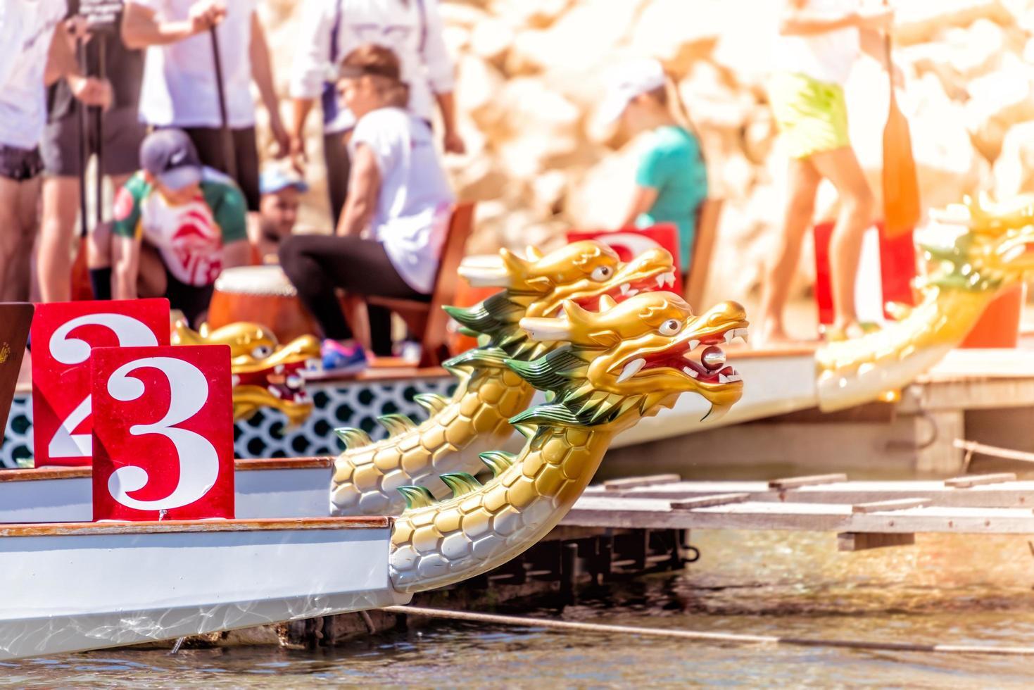 2016-- festival della barca del drago foto