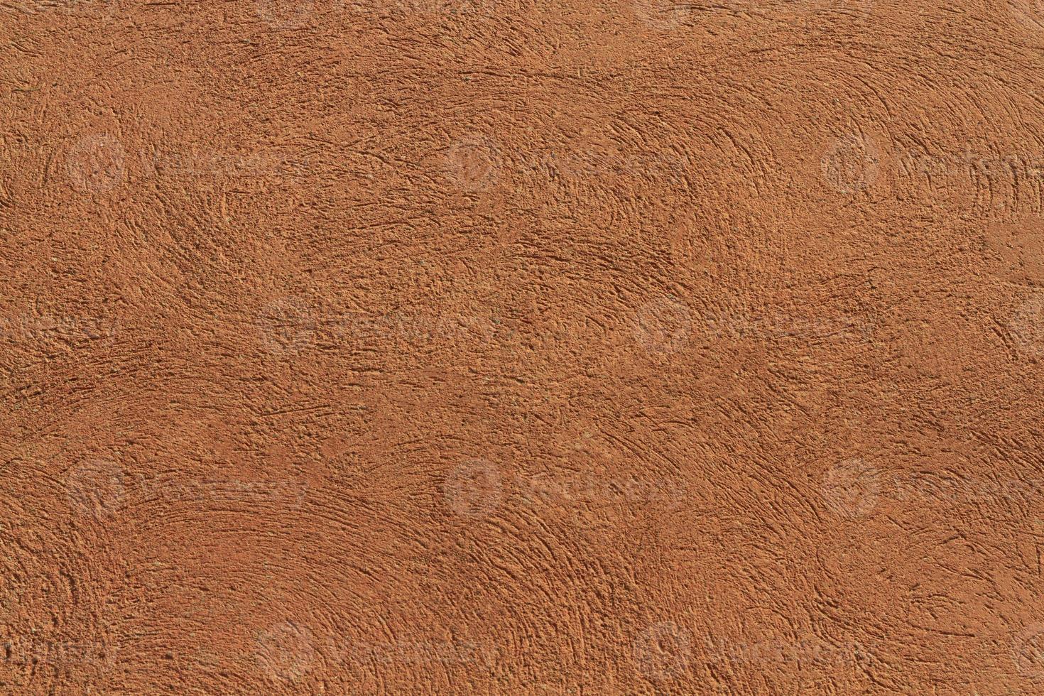copia spazio parete in pelle scamosciata marrone texture di sfondo foto