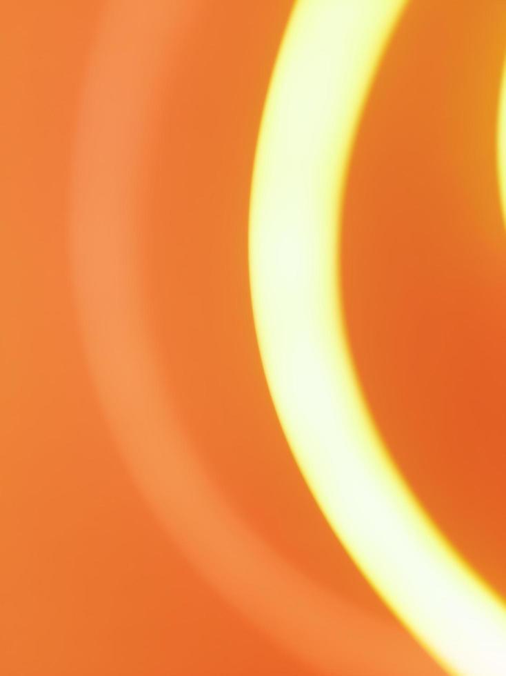 astratto sfondo colorato al neon. effetto percorso di luce. arte digitale. illustrazione di riserva. foto