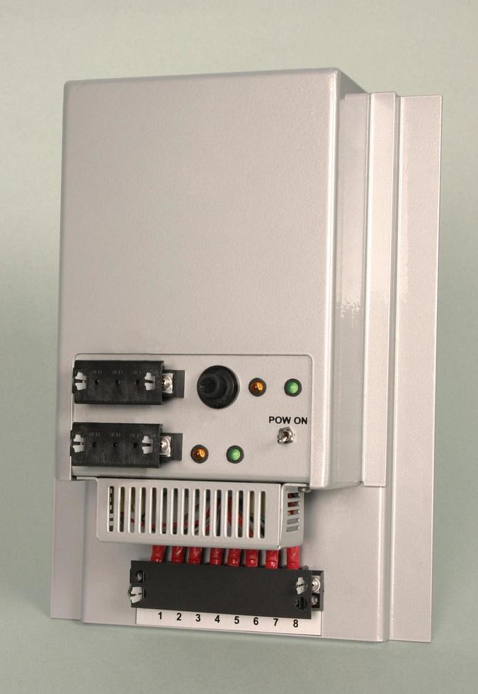 scheda elettronica per computer e centraline elettroniche. foto