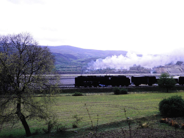 treno a vapore e anatolia foto