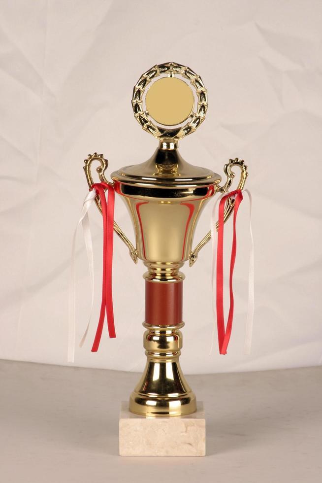 modello premio realizzato con miniere come bronzo, argento o ottone foto
