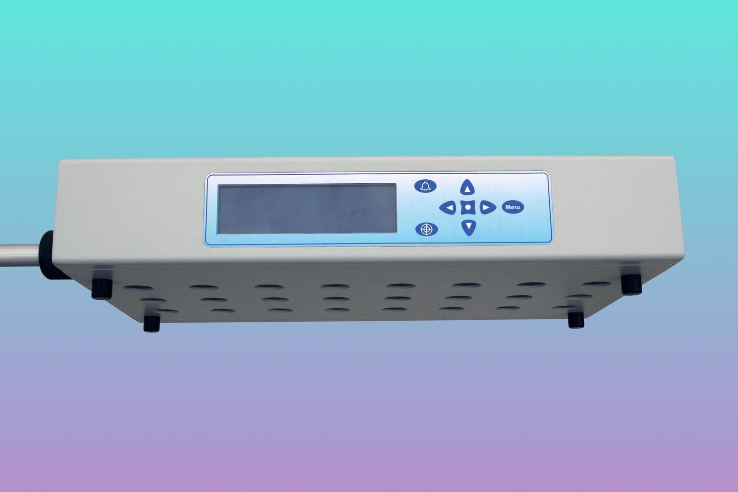 luce blu utilizzata per il trattamento della malattia dell'ittero nei neonati foto