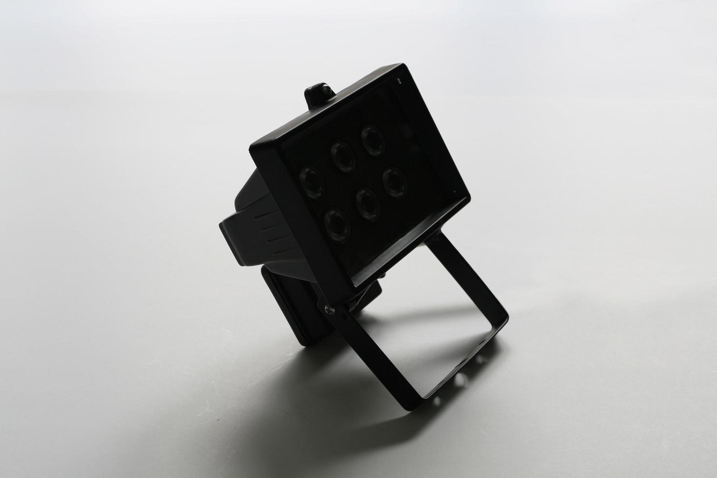 apparecchi di illuminazione a led in vari colori per illuminazione decorativa foto