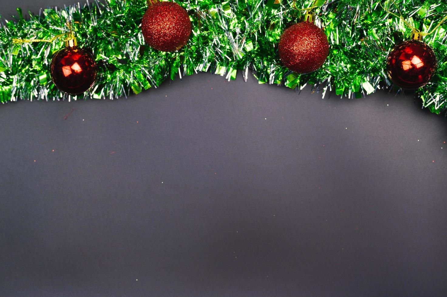 sfondo di buon natale e felice anno nuovo sfondo foto