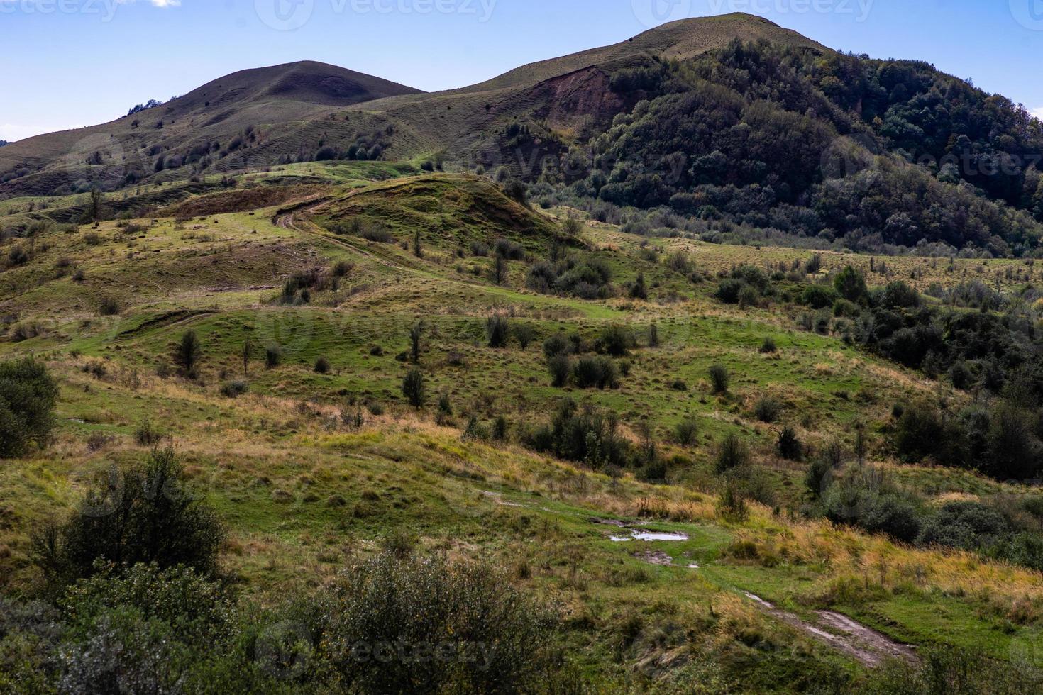 il passo gombori è la porta della regione di kakheti in georgia foto