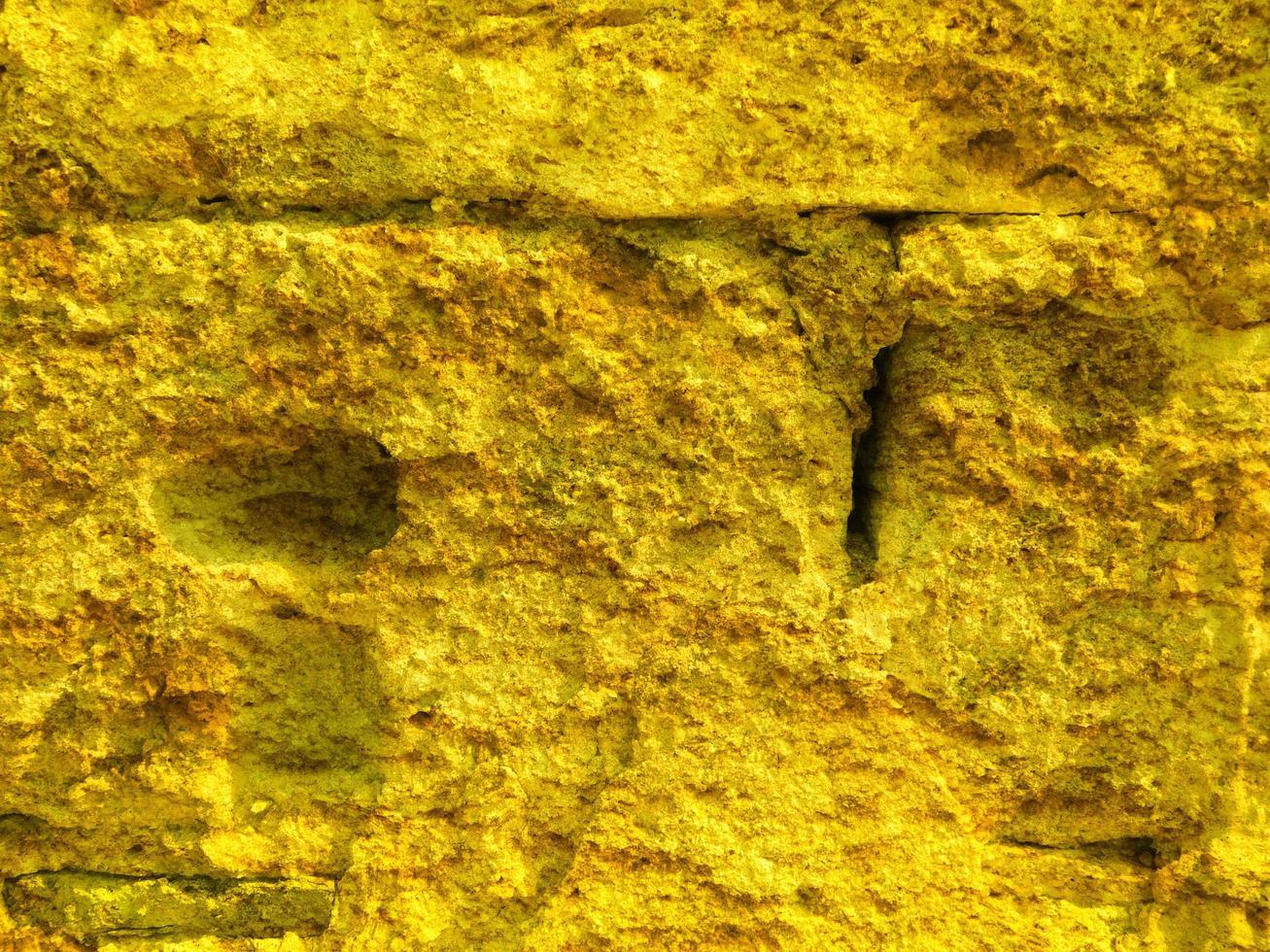 trama di pietra gialla foto
