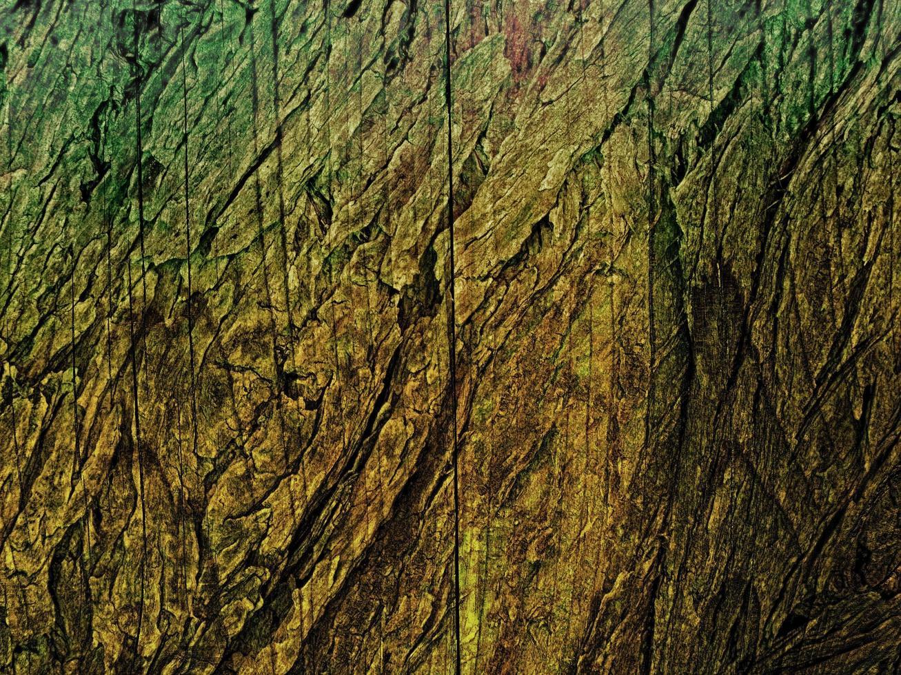 struttura in legno marrone scuro foto