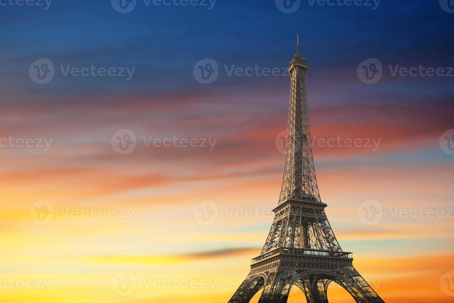Torre Eiffel, Parigi, Francia foto