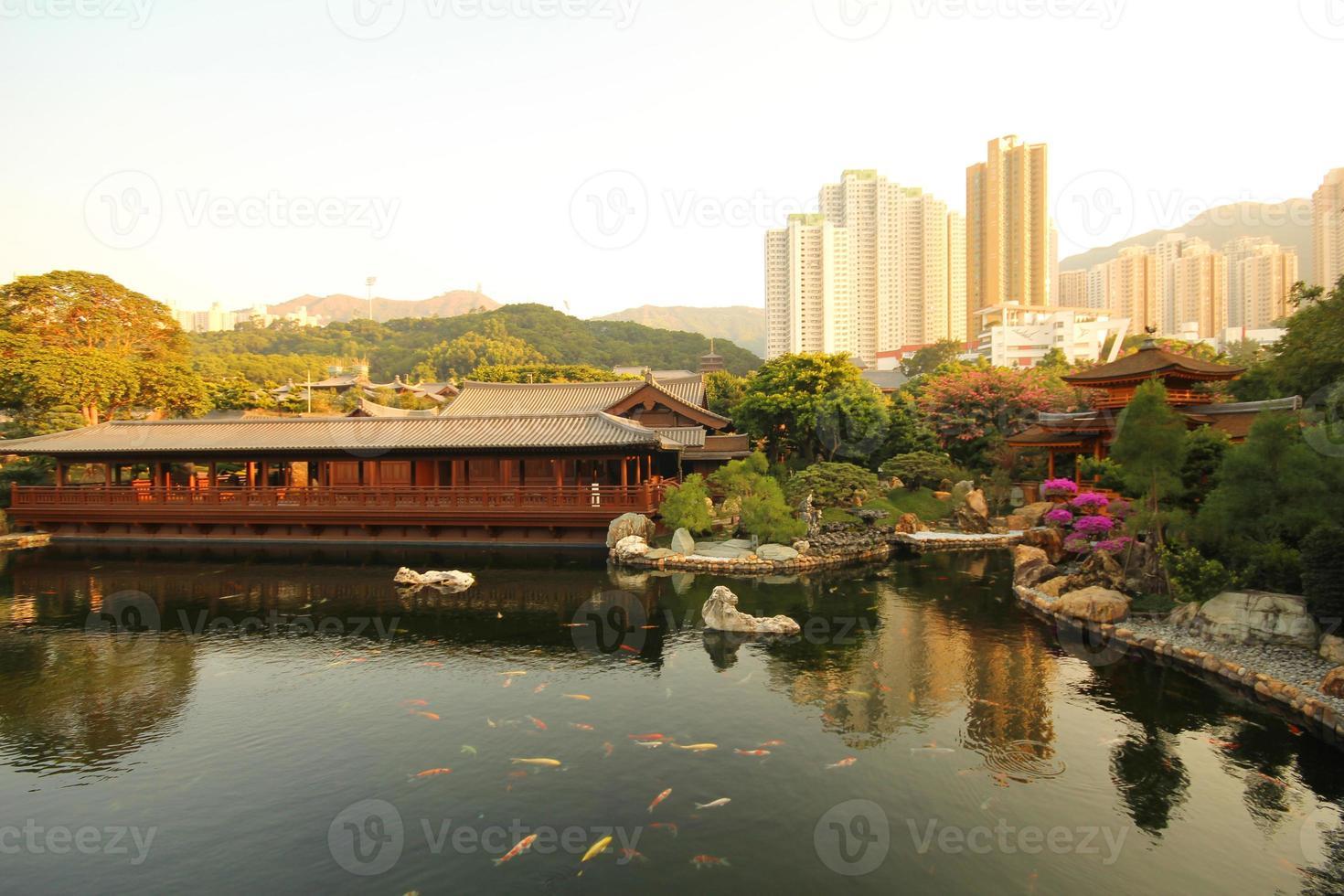 convento di chi lin e giardino di Nan Lian foto