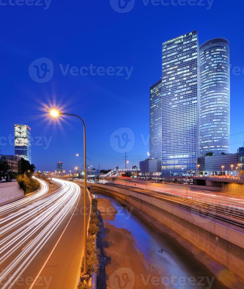 scena di Tel Aviv foto
