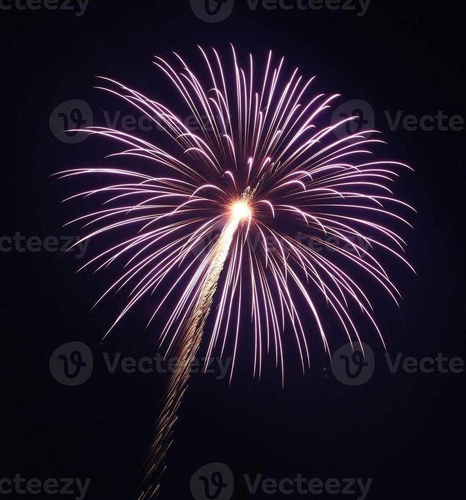 fuoco d'artificio foto