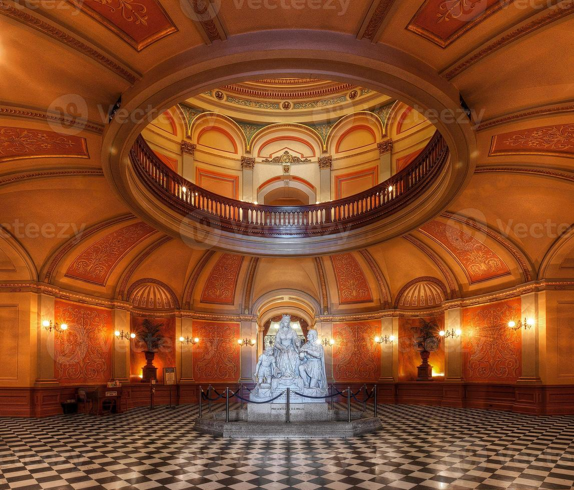 California State Capitol Rotunda foto