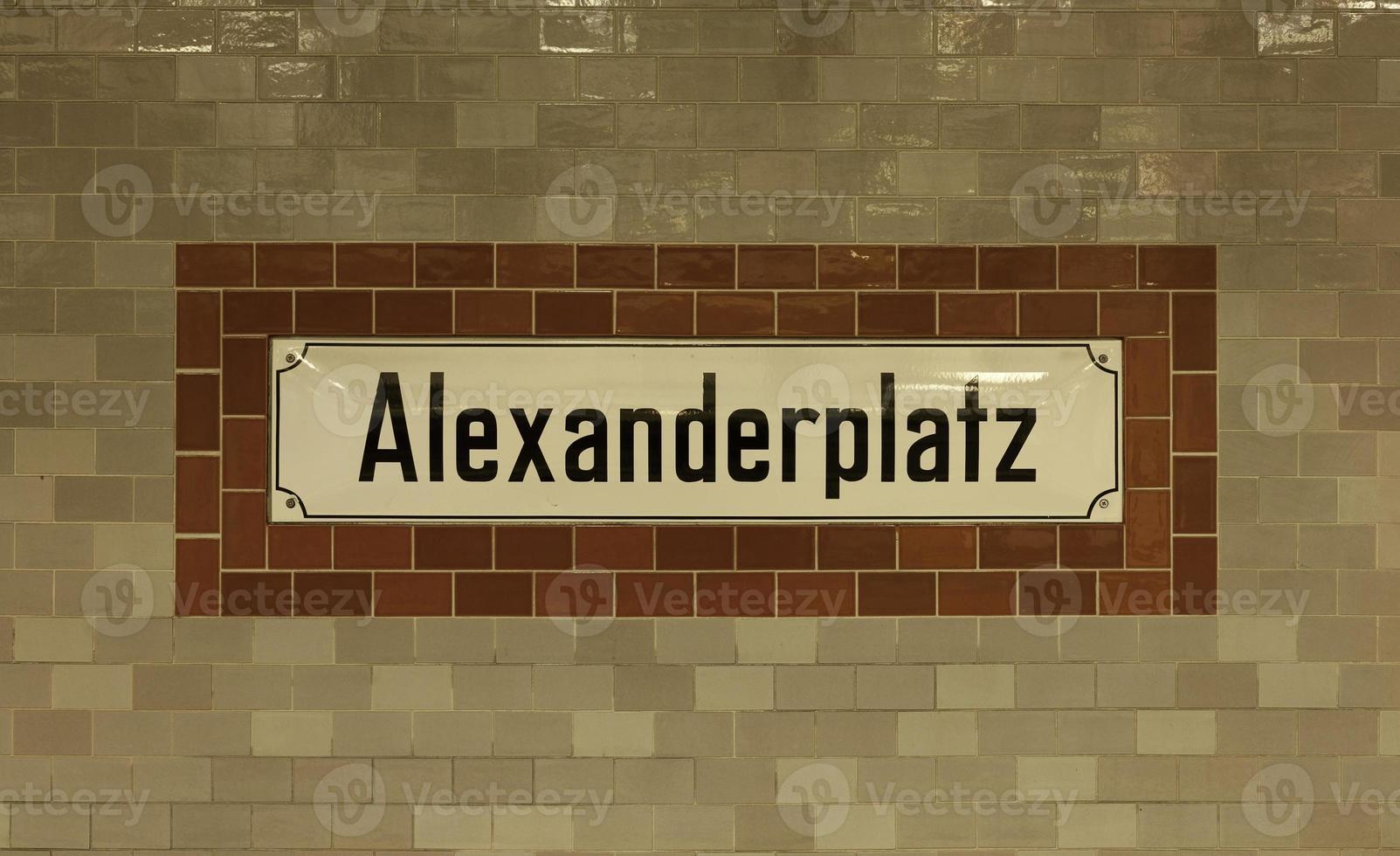 Berlino Alexanderplatz foto