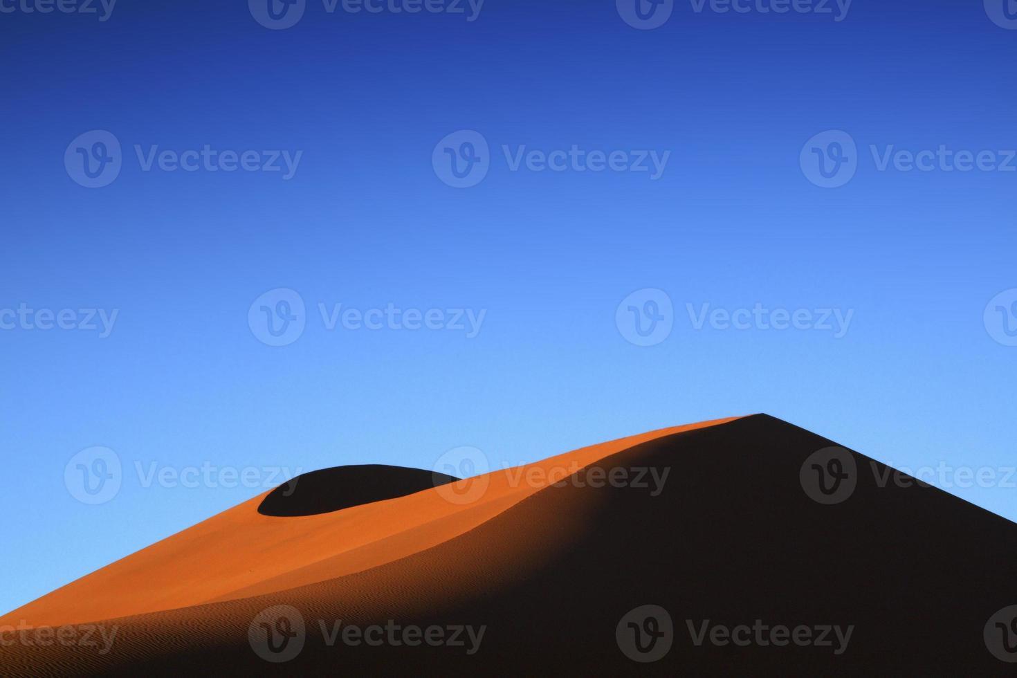 duna di sabbia di Sossusvlei foto