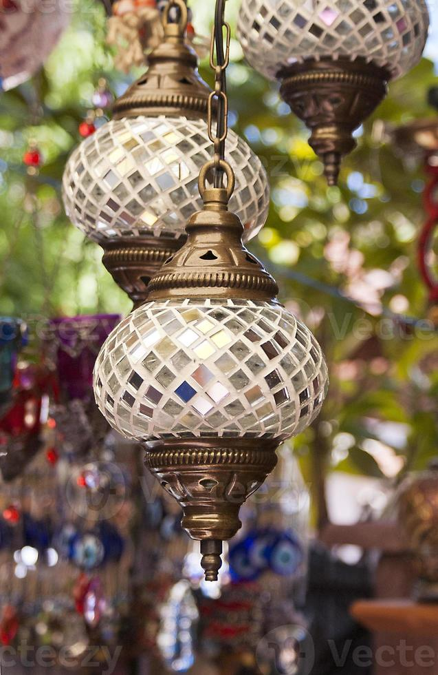 lanterne turche foto