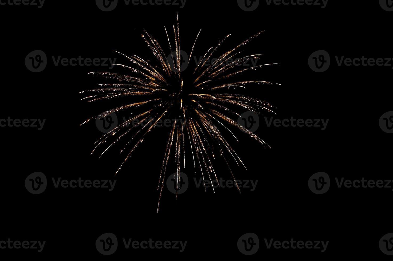 fuochi d'artificio di colore foto