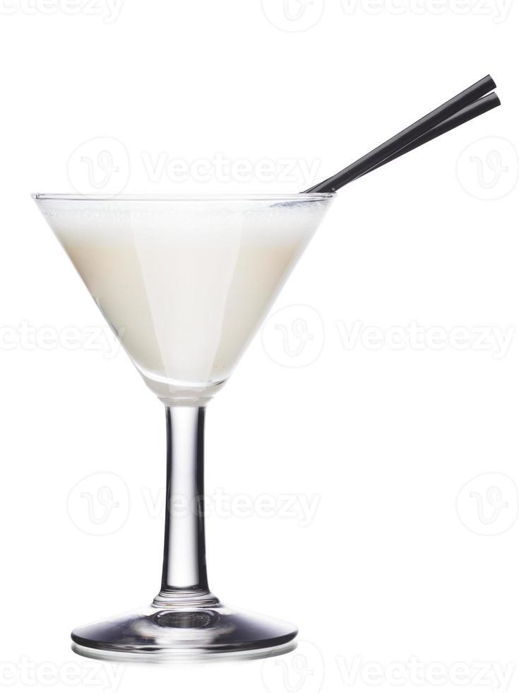 cocktail al latte foto