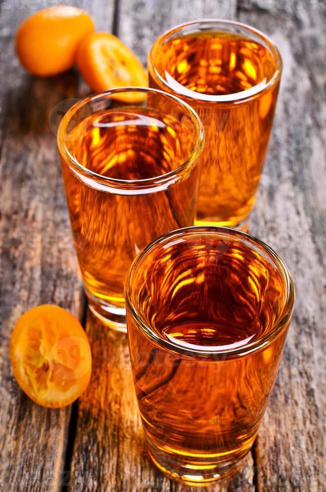 arancia liquida foto