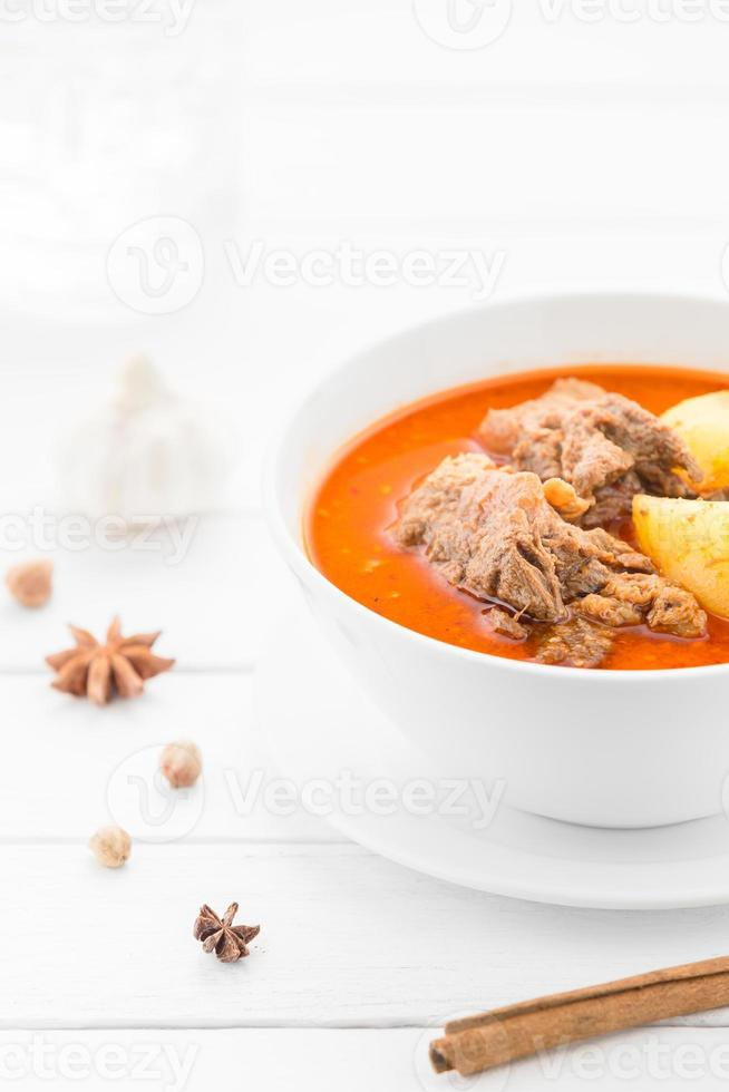 curry mussaman foto
