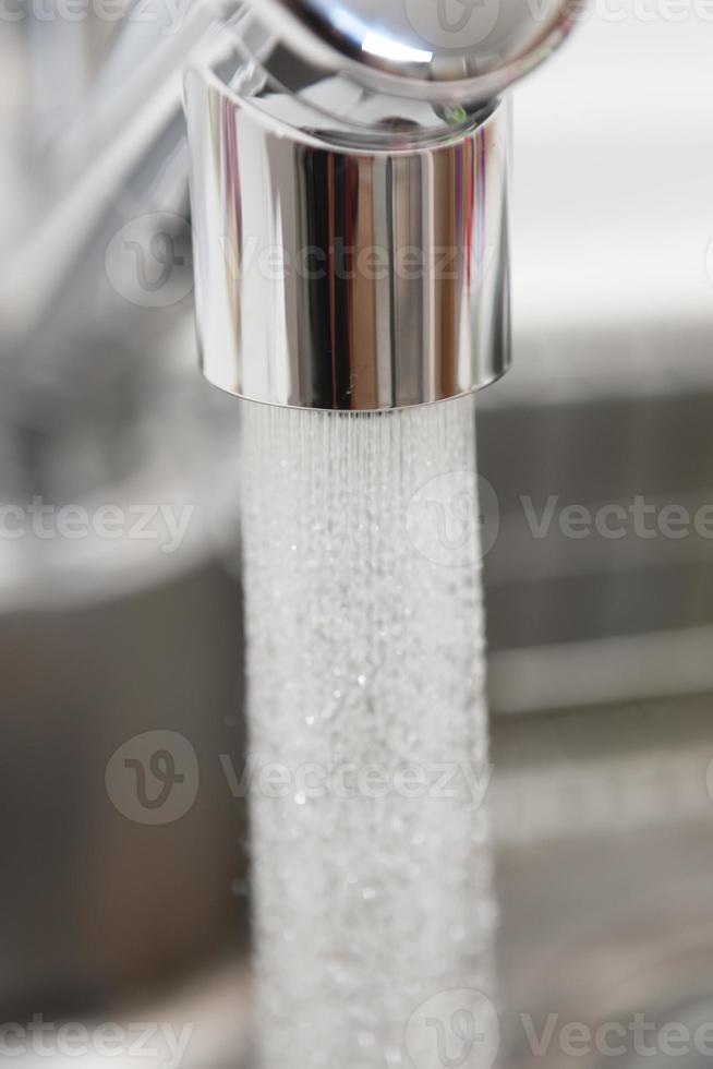 rubinetto della cucina foto