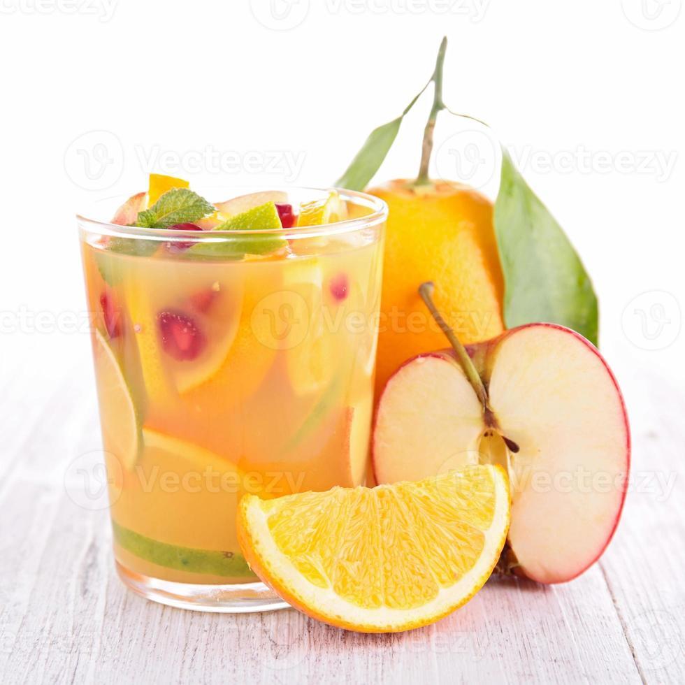 succo di frutta foto