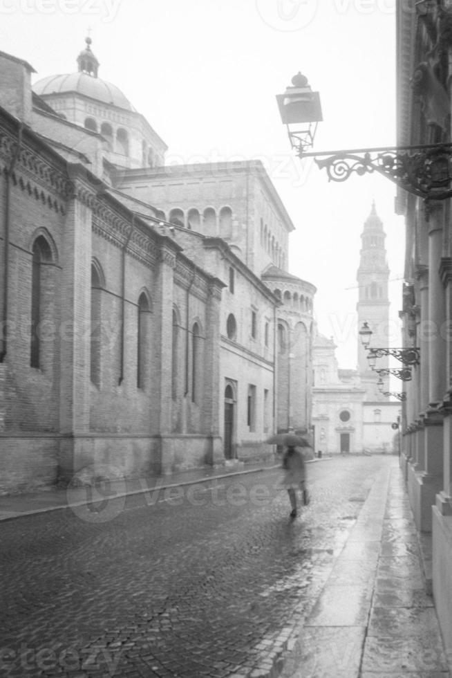centro storico, parma foto
