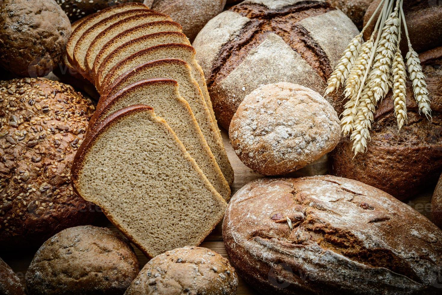 pagnotta di pane foto