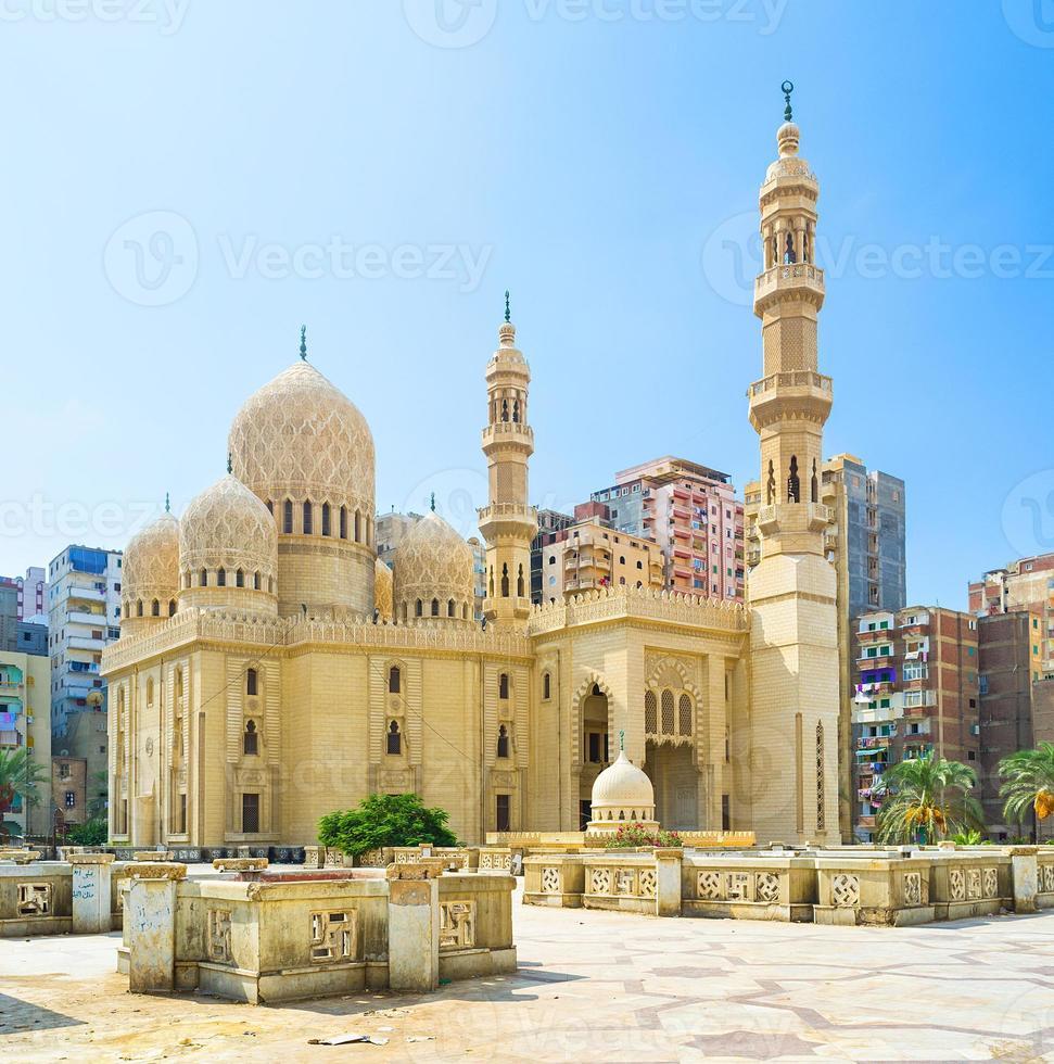 moschea attarine foto