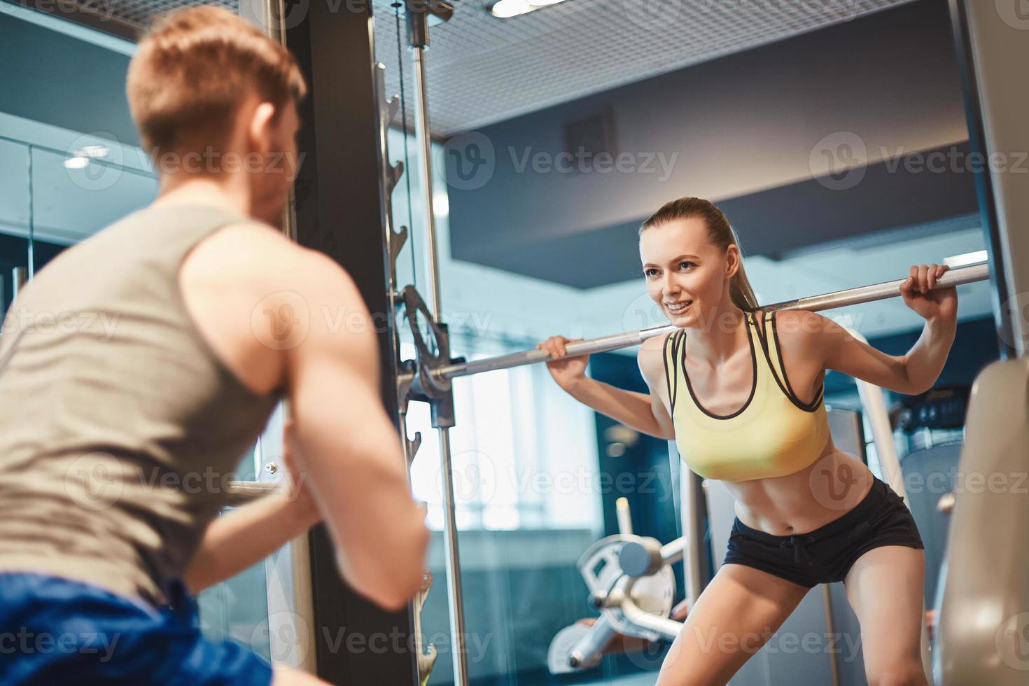 allenamento attivo foto