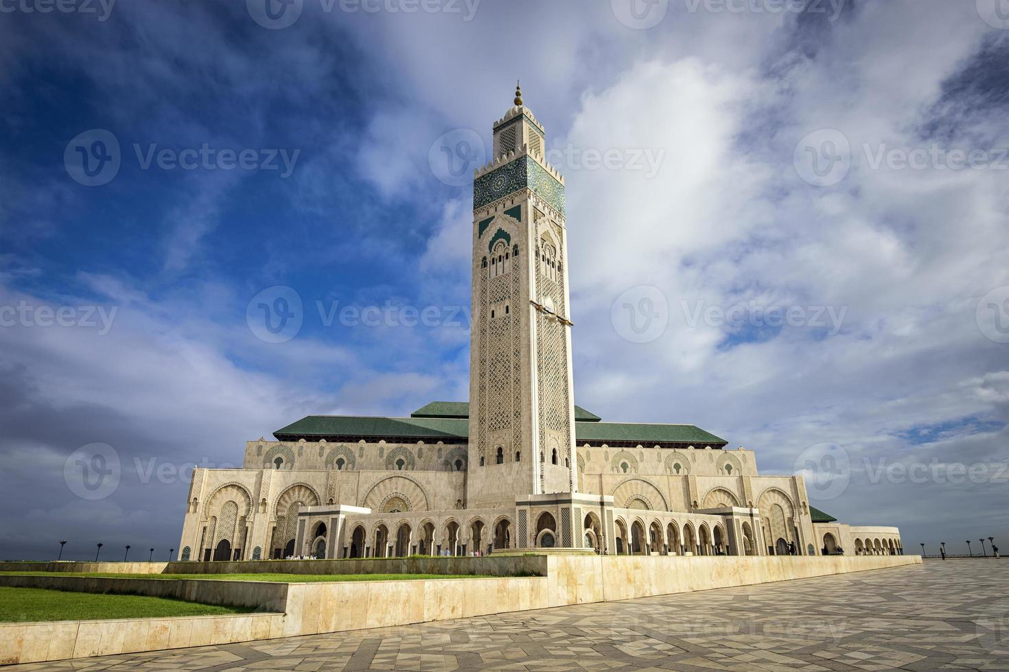 moschea hassan foto