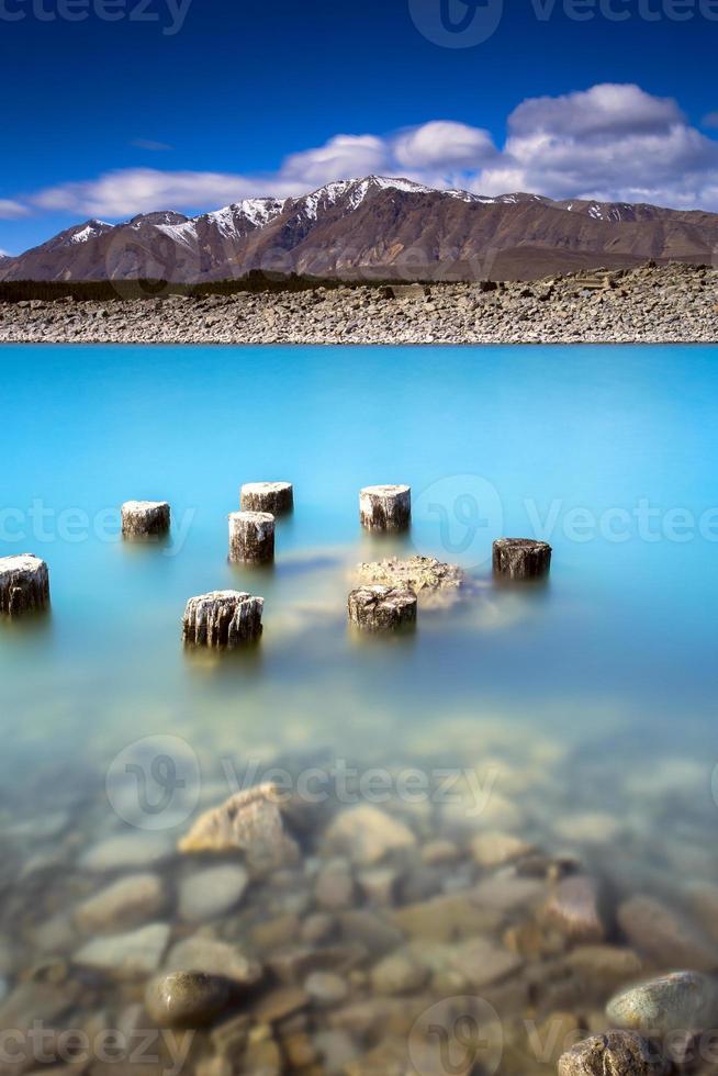 lago Tekapo foto