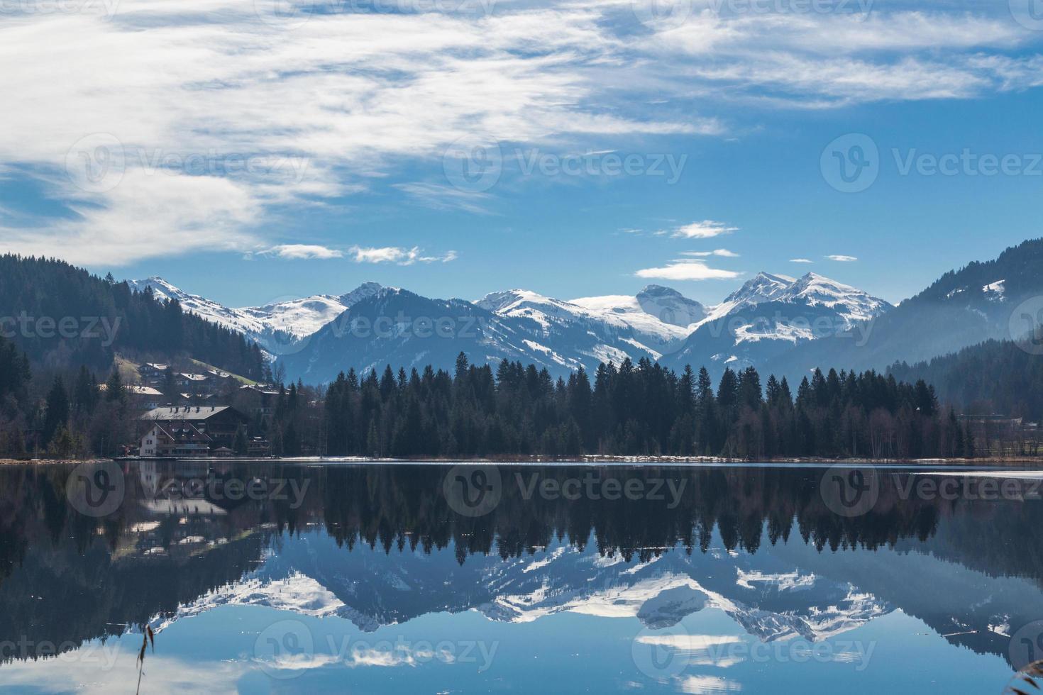 Lago Schwarzsee foto
