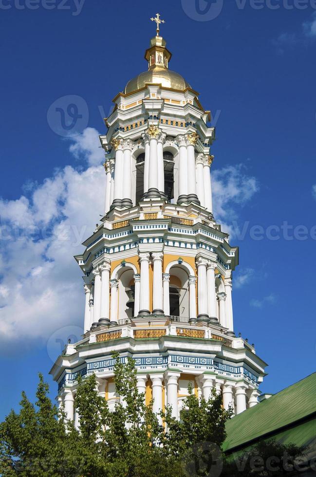 grande campanile di lavra foto