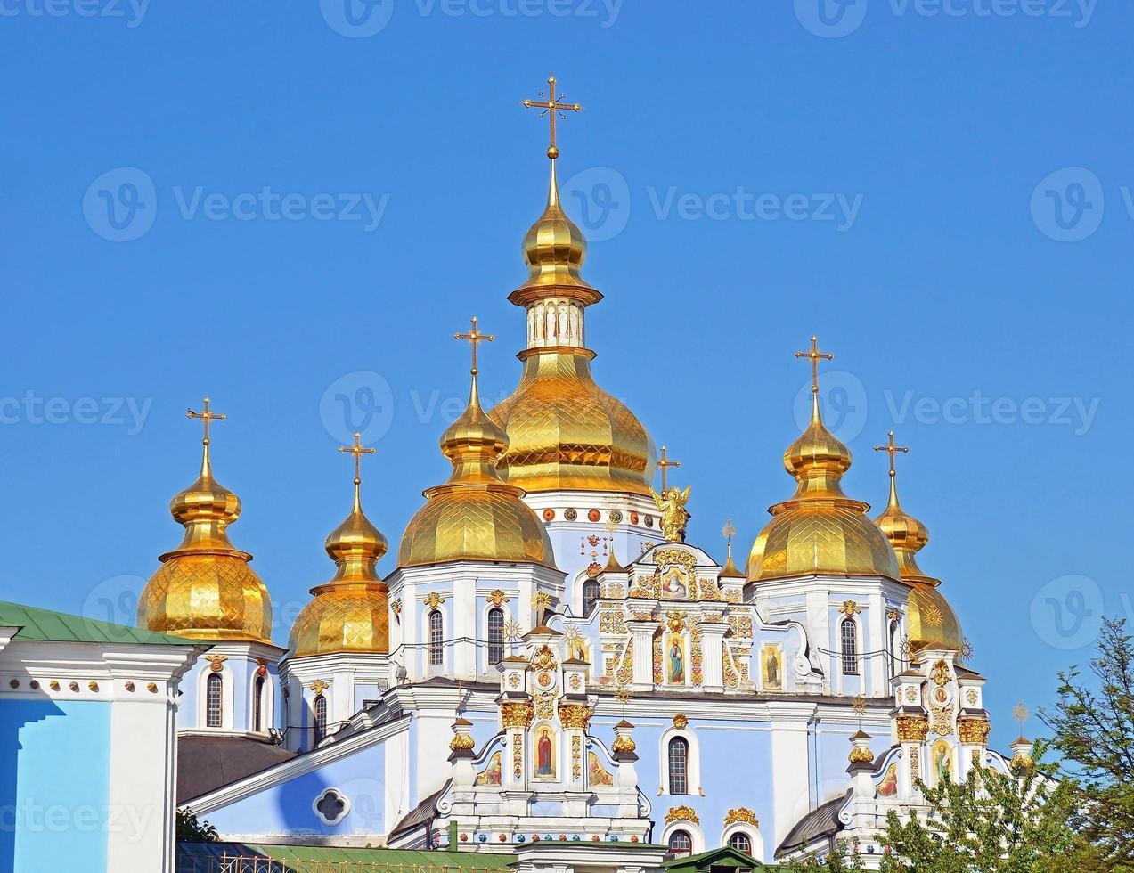 st. il monastero di michael a kiev foto