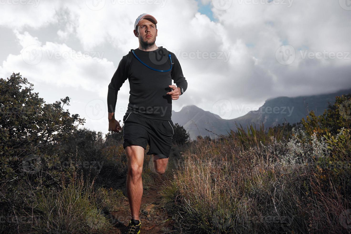 trail running sano foto