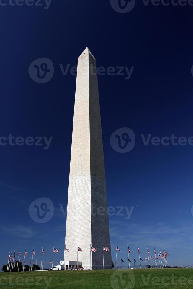 monumento di Washington foto