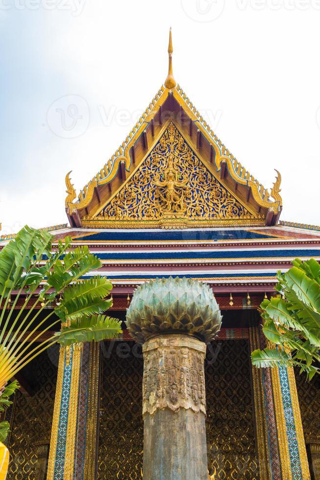 grande palazzo, bangkok, thailandia foto