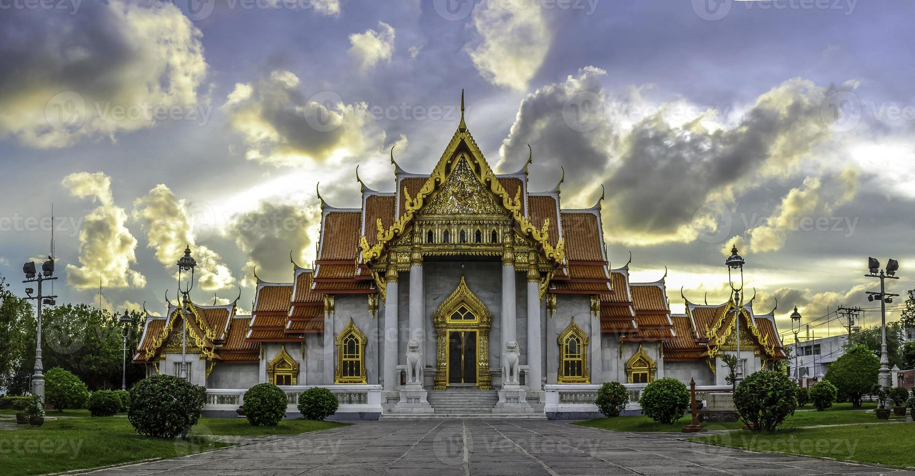 tempio bangkok thailandia foto